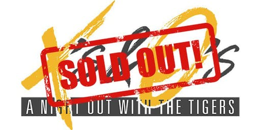 SOLD OUT: X's & O's: A Night Out with the Tigers