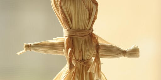 Corn Husk Dolls - St. Paul Branch