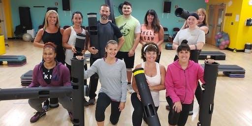Fall Fitness Showcase at OCY Easton