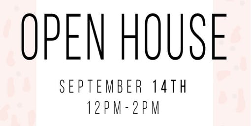 Open House - Treatments, Raffles & Day-Of Discounts