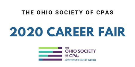 Career Fair 2020 presented by The Ohio CPA Foundation  tickets