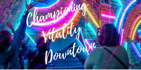 Championing Vitality in Downtown Dartmouth Sept 19 tickets
