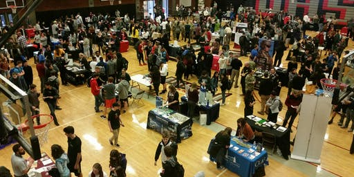 Mountain View High School and Union High School College and Career Fair