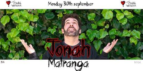 Jonah Matranga // Lionel Solveigh // Sheezahee billets