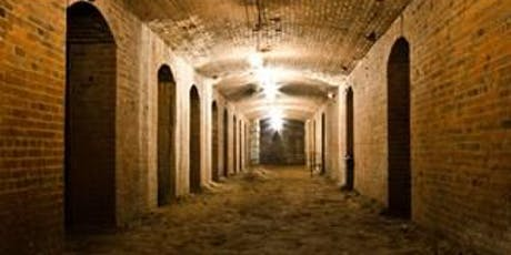 Tour the Indianapolis Catacombs benefiting Domestic Violence Network  tickets