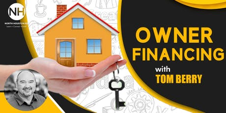 Owner Financing with Tom Berry tickets