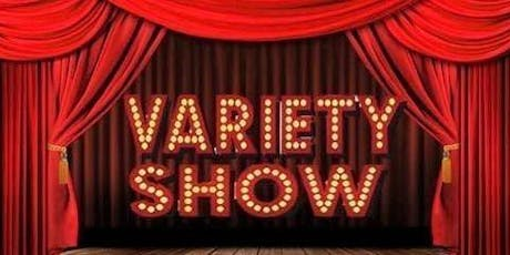 The River's Old Time Variety Show Fundraiser tickets