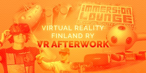 VR Afterwork 19.9.2019 - Hosted by Exove