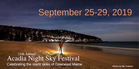 Cadillac Mountain Star Party 2019 tickets