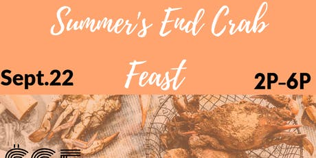 Summer's End Crab Feast presented by The Urban Oyster tickets