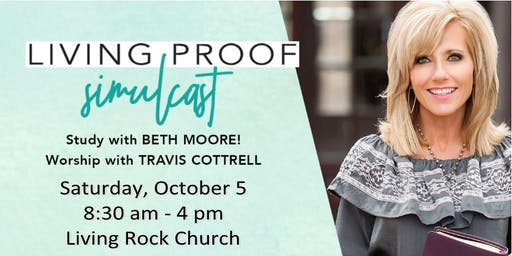 Beth Moore Simulcast @ Living Rock Church, Killingworth CT