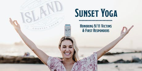 Sunset Yoga with Island Coastal Lager tickets