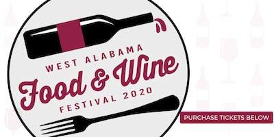 West Alabama Food & Wine Festival 2020