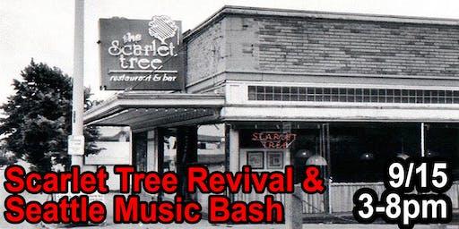 Scarlet Tree Revival & Seattle Music Bash