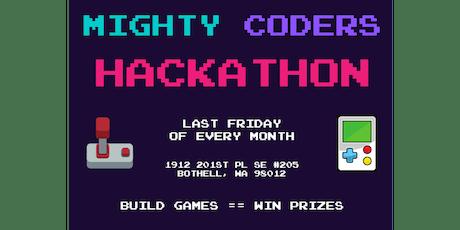 Hackathon tickets