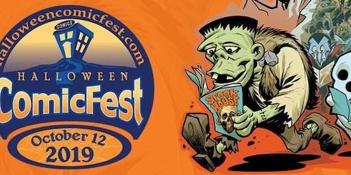 Halloween Comic Fest 2019