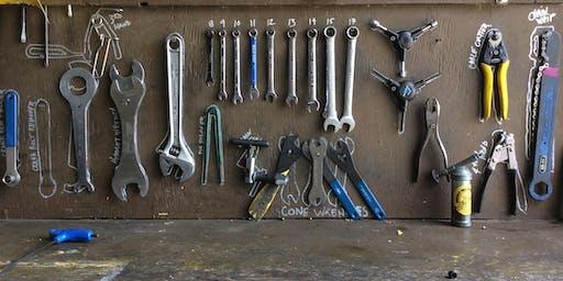 Bike Maintenance 101 - Sunday, September 22