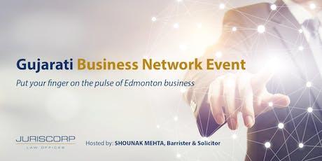 Edmonton Gujarati Business Network Event tickets