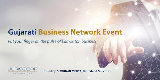Edmonton Gujarati Business Network Event