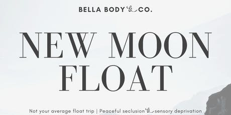 Clear Your Mind & Manifest Your Desires:  New Moon Float Trip & Meditation tickets