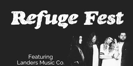 Refuge Fest tickets