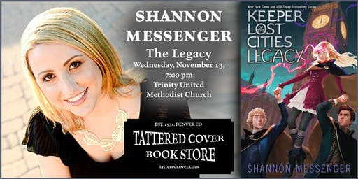 An Evening with Shannon Messenger