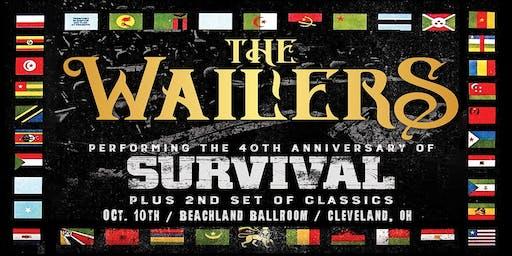 The Wailers • Umojah Nation