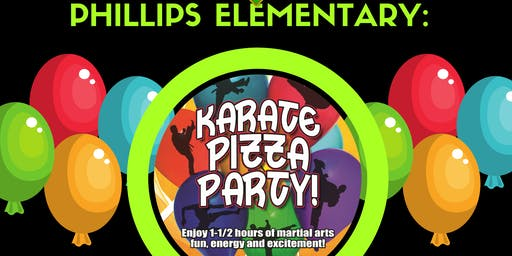 $20 Party Fundraiser for Phillips Elementary