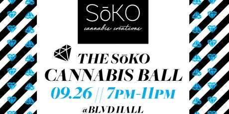 The SoKO Diamond Ball  tickets