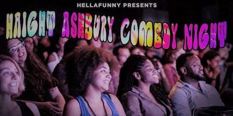 Haight Ashbury Comedy Night at Milk Bar [Haight]   tickets