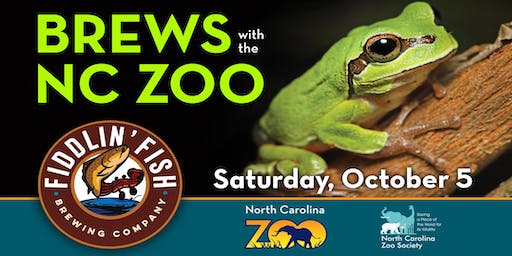 Brews with the NC Zoo