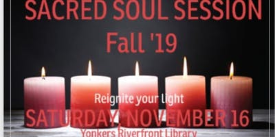 Sacred Soul Session Fall '19  NY With Tinisha O'chelle THE VOICE OF BEAUTY