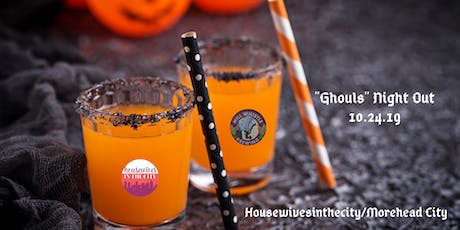 Ghouls Night Out-Ladies Networking Social at Mill Whistle Brewing 10.24.19 tickets