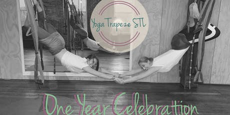 Yoga Trapeze 1 yr Celebration tickets