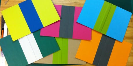Bookbinding Workshop: Multi-section Case Binding tickets