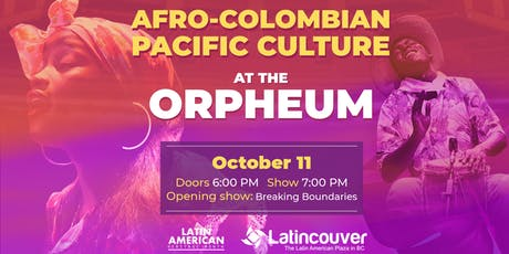 Concert Celebrating Latin American Heritage Month tickets