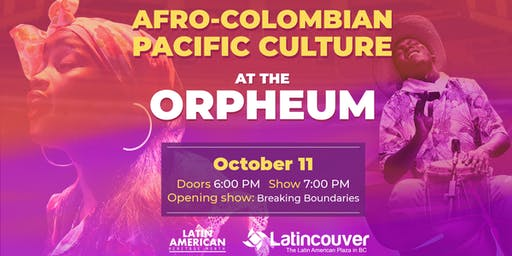 Concert Celebrating Latin American Heritage Month