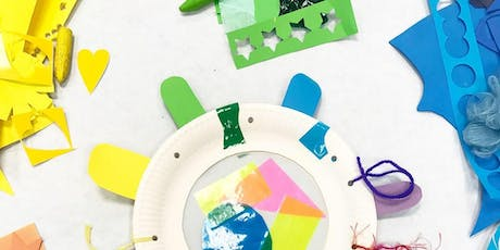 Jelly Tots Play - Alfred Wallace inspired boats tickets