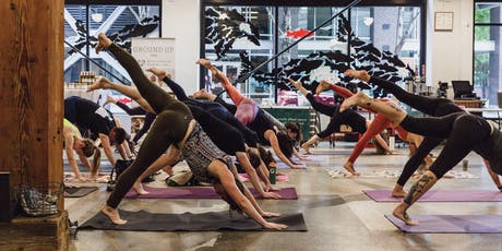 Evening Yoga with SheJumps tickets