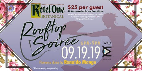 VU Rooftop Soiree tickets