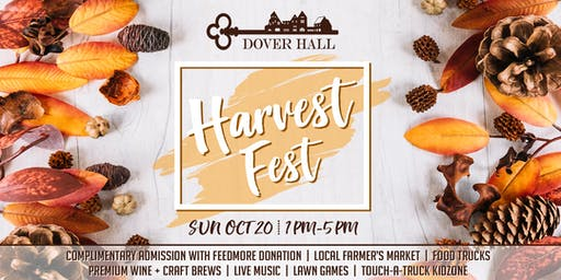 Goochland Harvest Fest at Dover Hall