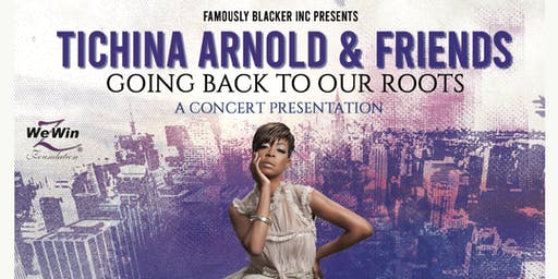 "TICHINA & FRIENDS ""IN HARMONY""- BACK TO OUR ROOTS"