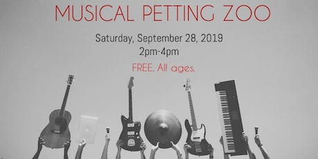 Free Musical Petting Zoo with Sky Studios & Chick-fil-A tickets
