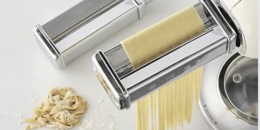 Kitchen Aid Stand Mixer and Pasta Attachment