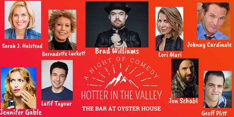 Hotter in the Valley! tickets