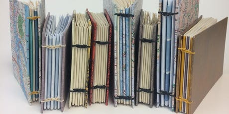 The Art of Bookbinding with Ali Herrmann tickets
