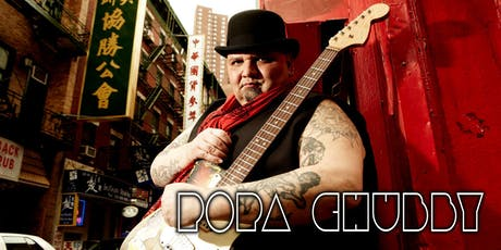 An Evening with Popa Chubby tickets