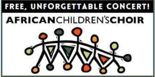 Downers Grove Christian School Presents African Children's Choir