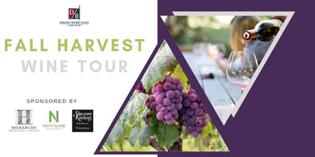Fall Harvest Wine Tour 2019 tickets