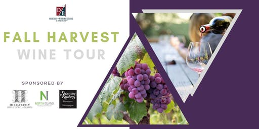 Fall Harvest Wine Tour 2019